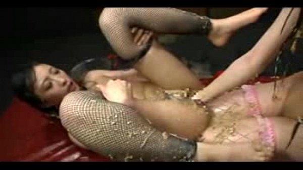 Porno bizarro de japonesas cagando