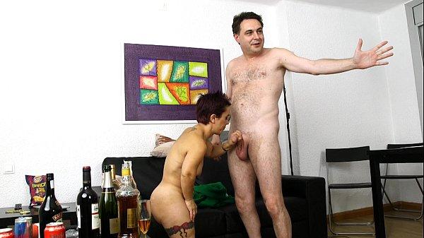 Boa Foda Sexo com anã maravilhosa quicando na rola